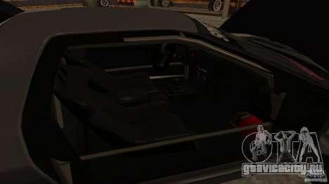 GTA Shift 2 Mazda RX-7 FC3S Speedhunters для GTA San Andreas вид изнутри