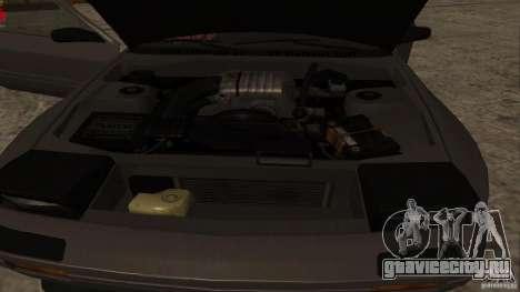 GTA Shift 2 Mazda RX-7 FC3S Speedhunters для GTA San Andreas вид сзади