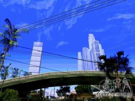 Небоскребы в Лос Сантосе для GTA San Andreas второй скриншот