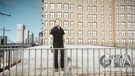 Скин Джеймса Бонда для GTA 4 третий скриншот