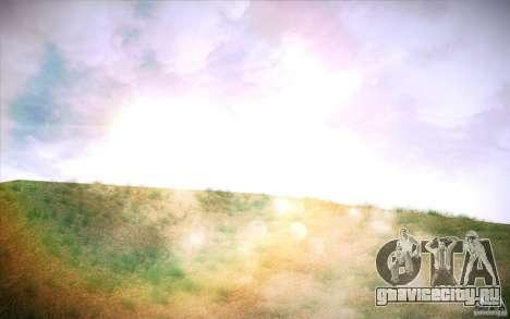 Lensflare для GTA San Andreas