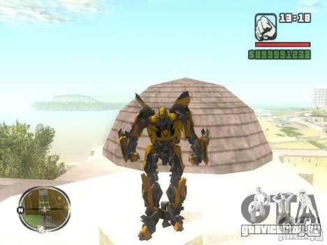 Bumblebee 2 для GTA San Andreas