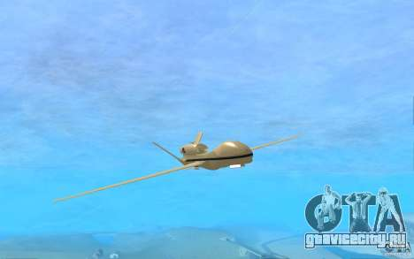 Grumman RQ-4 для GTA San Andreas