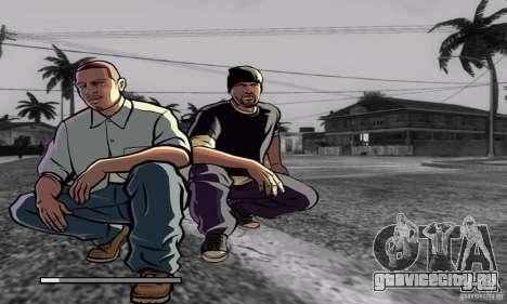 Loadscreens in GTA-IV Style для GTA San Andreas восьмой скриншот