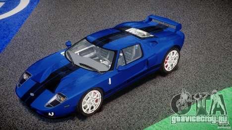 Ford GT 2006 v1.0 для GTA 4
