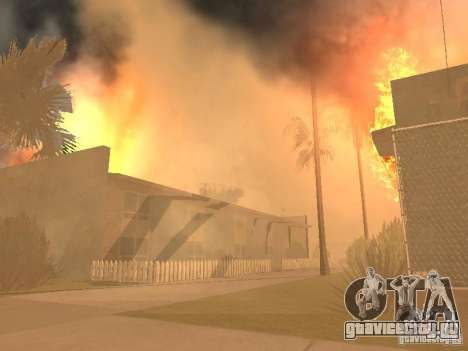 Quake mod [Землетрясение] для GTA San Andreas