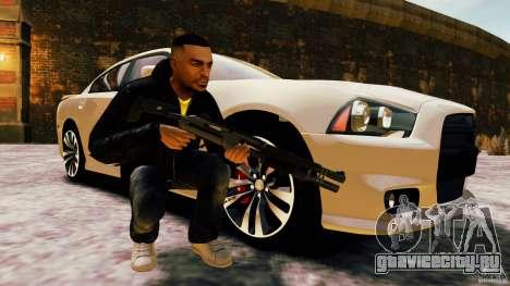 Marshall из Crysis 2 для GTA 4 второй скриншот