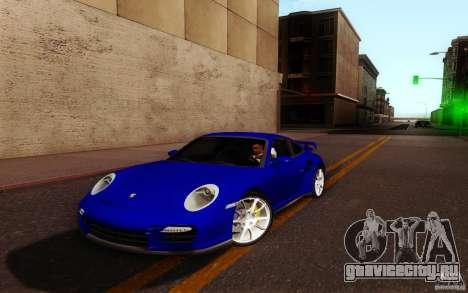 New Graphic by musha v3.0 для GTA San Andreas четвёртый скриншот