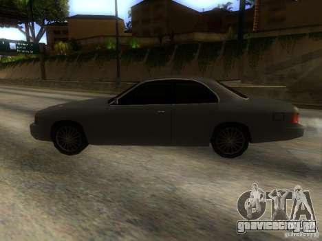 Merit Coupe для GTA San Andreas вид справа