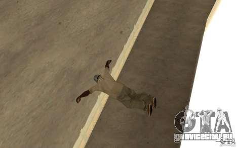 Новые падения для GTA San Andreas второй скриншот