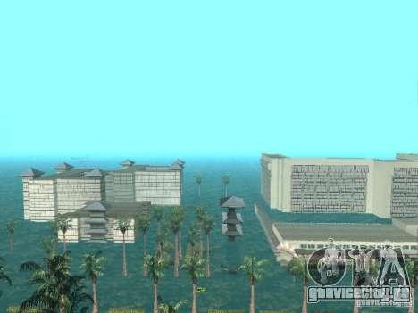Наводнение для GTA San Andreas третий скриншот