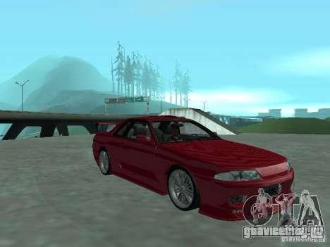 Nissan Skyline R32 Tuned для GTA San Andreas