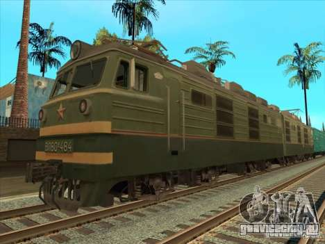 ВЛ80к-484 для GTA San Andreas