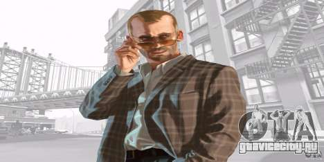 Экраны загрузки из GTA IV v.2.0 для GTA San Andreas третий скриншот