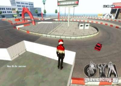 Лондон Drift для GTA San Andreas четвёртый скриншот