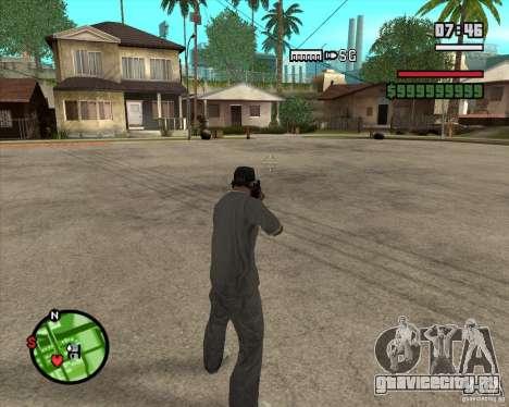 Прибамбасы для оружия для GTA San Andreas второй скриншот