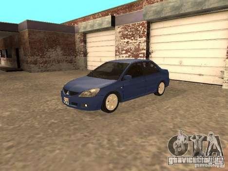 Mitsubishi Lancer 1.6 для GTA San Andreas