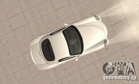 Panoz Esperante GTLM 2005 для GTA San Andreas вид справа