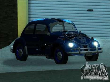 ENB series для слабых видео карт для GTA San Andreas второй скриншот