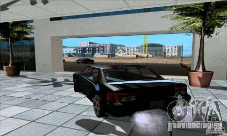 ENB Series v1.4 Realistic for sa-mp для GTA San Andreas девятый скриншот