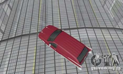 Chevrolet Caprice Majestic Nomad Custom 1992 для GTA San Andreas