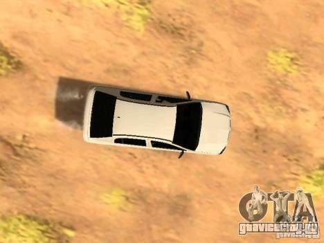 Chevrolet Astra Hatch 2010 для GTA San Andreas вид справа