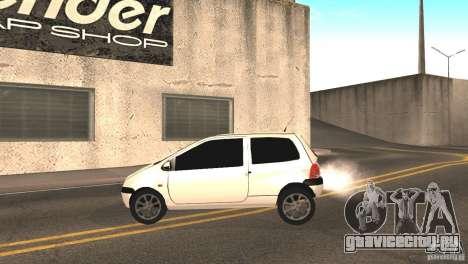 Renault Twingo для GTA San Andreas вид слева