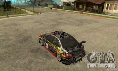 Subaru Impreza 2002 Tunable - Stock для GTA San Andreas