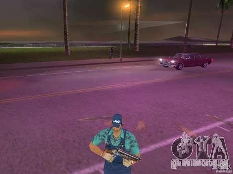 Пак Отечественного Оружия для GTA Vice City