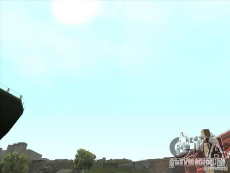 Реалистичный Timecyc для GTA San Andreas шестой скриншот