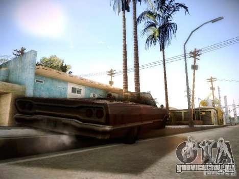 SA DirectX 1.1 Beta для GTA San Andreas