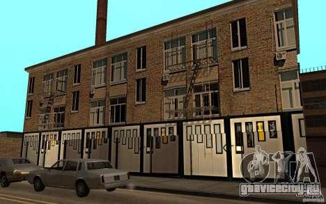 Русские дома в Идлвуде для GTA San Andreas второй скриншот