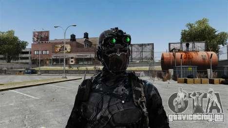 Сэм Фишер v10 для GTA 4 шестой скриншот