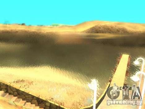 ENBSeries v3 для GTA San Andreas пятый скриншот