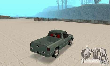 Chevrolet SS10 1994-1995 для GTA San Andreas вид слева