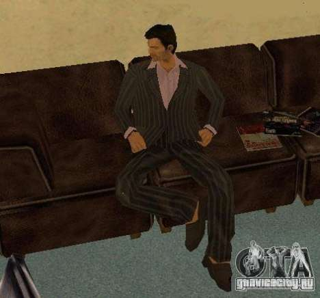 Скин пак инструкторов для САМП-РП для GTA San Andreas второй скриншот