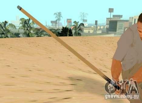 Новый кий для GTA San Andreas третий скриншот