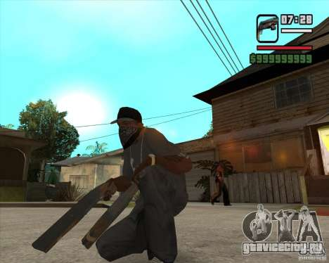 Hudra для GTA San Andreas второй скриншот