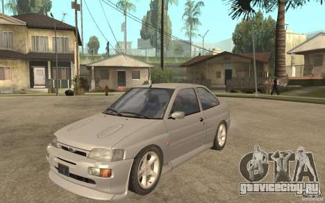 Ford Escort RS Cosworth 1992 для GTA San Andreas