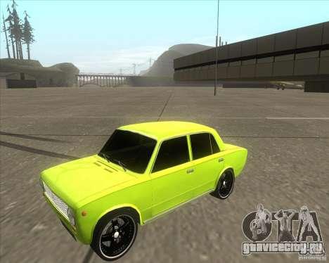 ВАЗ 2101 tuning version для GTA San Andreas
