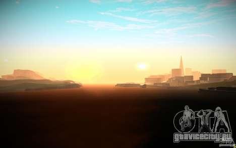 ENB Black Edition для GTA San Andreas четвёртый скриншот