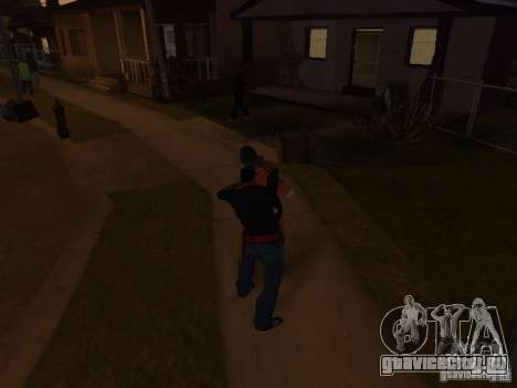 GTA IV  San andreas BETA для GTA San Andreas восьмой скриншот