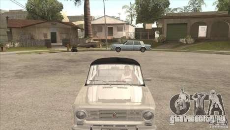ВАЗ 2101 Dag для GTA San Andreas вид сзади слева