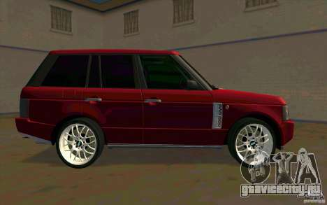 SPC Wheel Pack для GTA San Andreas восьмой скриншот