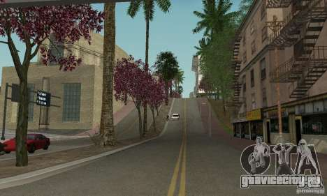 Green Piece v1.0 для GTA San Andreas шестой скриншот