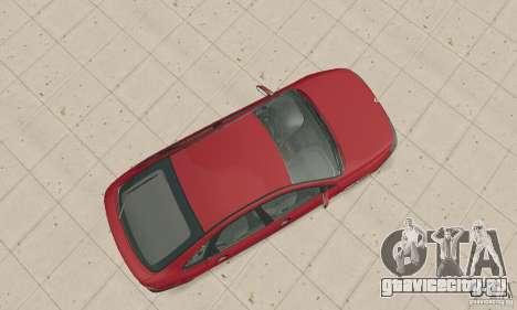 Renault Laguna 16V для GTA San Andreas вид справа