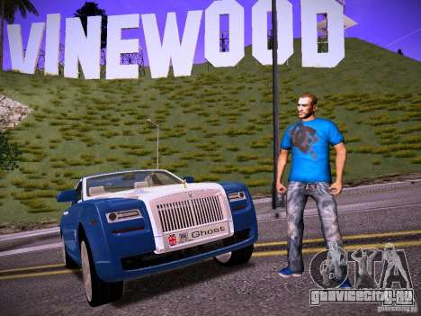 Niko Bellic Reload Beta 0.1 для GTA San Andreas