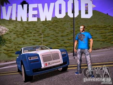 Niko Bellic Reload Beta 0.1 для GTA San Andreas четвёртый скриншот