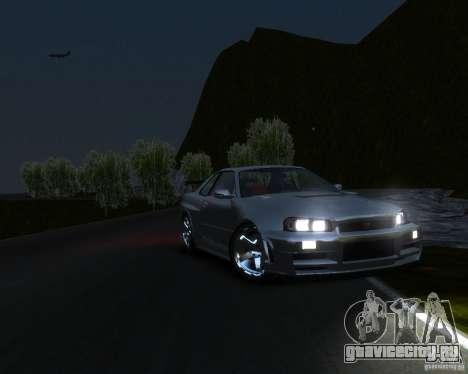 Rocky Drift Island для GTA 4 четвёртый скриншот
