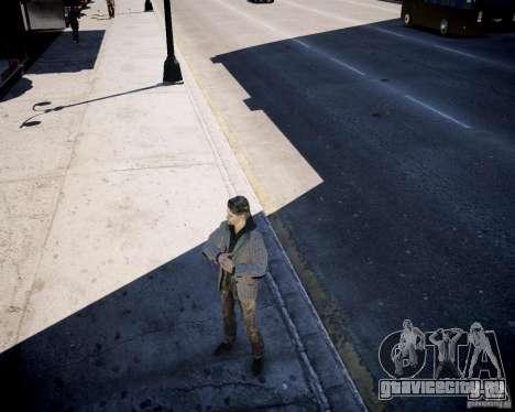 Alan Wake для GTA 4 четвёртый скриншот